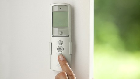 Somfy Wall Switches For Electric Blinds