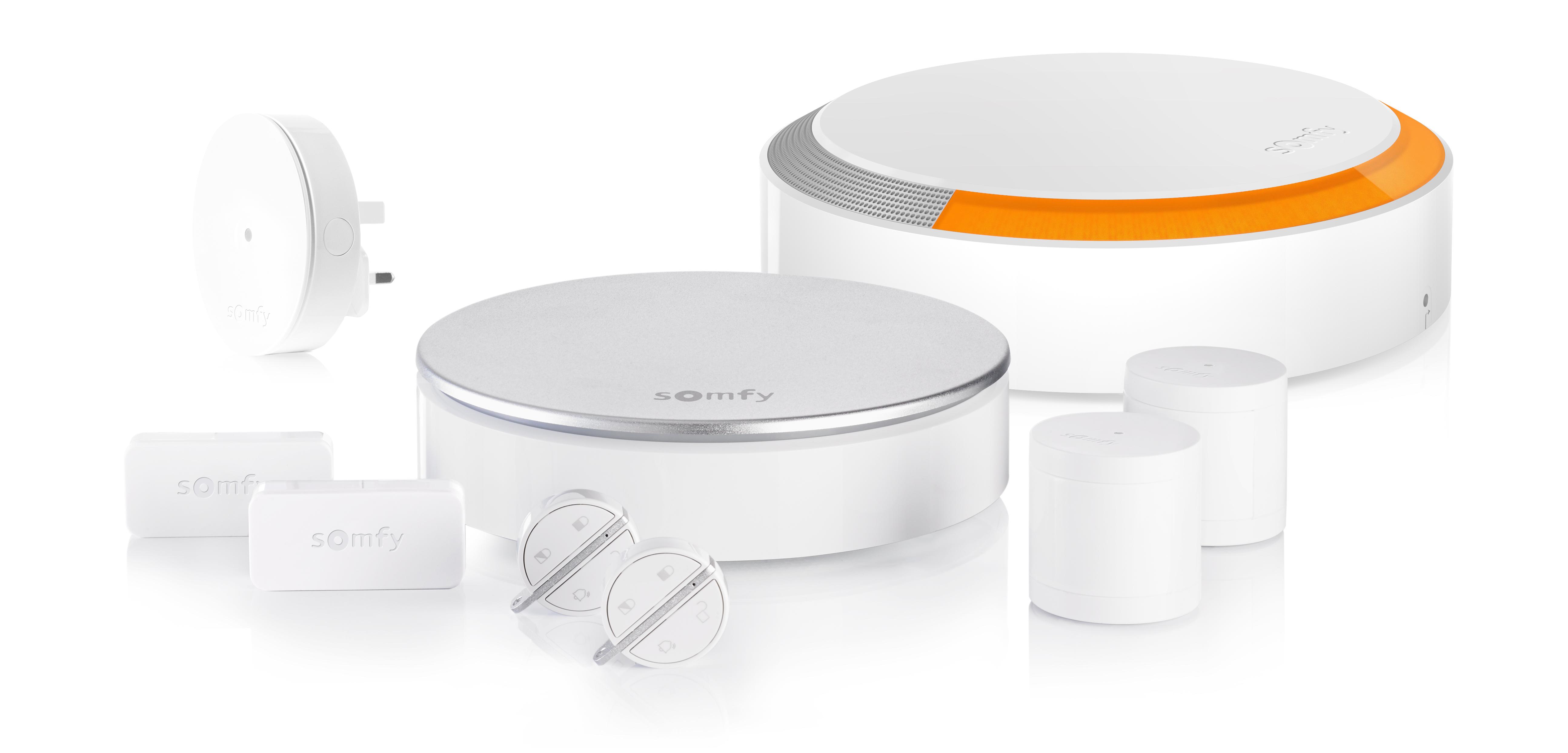 somfy protect home alarm premium. Black Bedroom Furniture Sets. Home Design Ideas