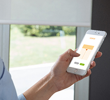 Find Somfy solutions to motorise your blinds